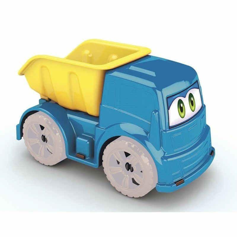 Caminhao Mini Frota Caçamba Ii Ggb Brinquedos