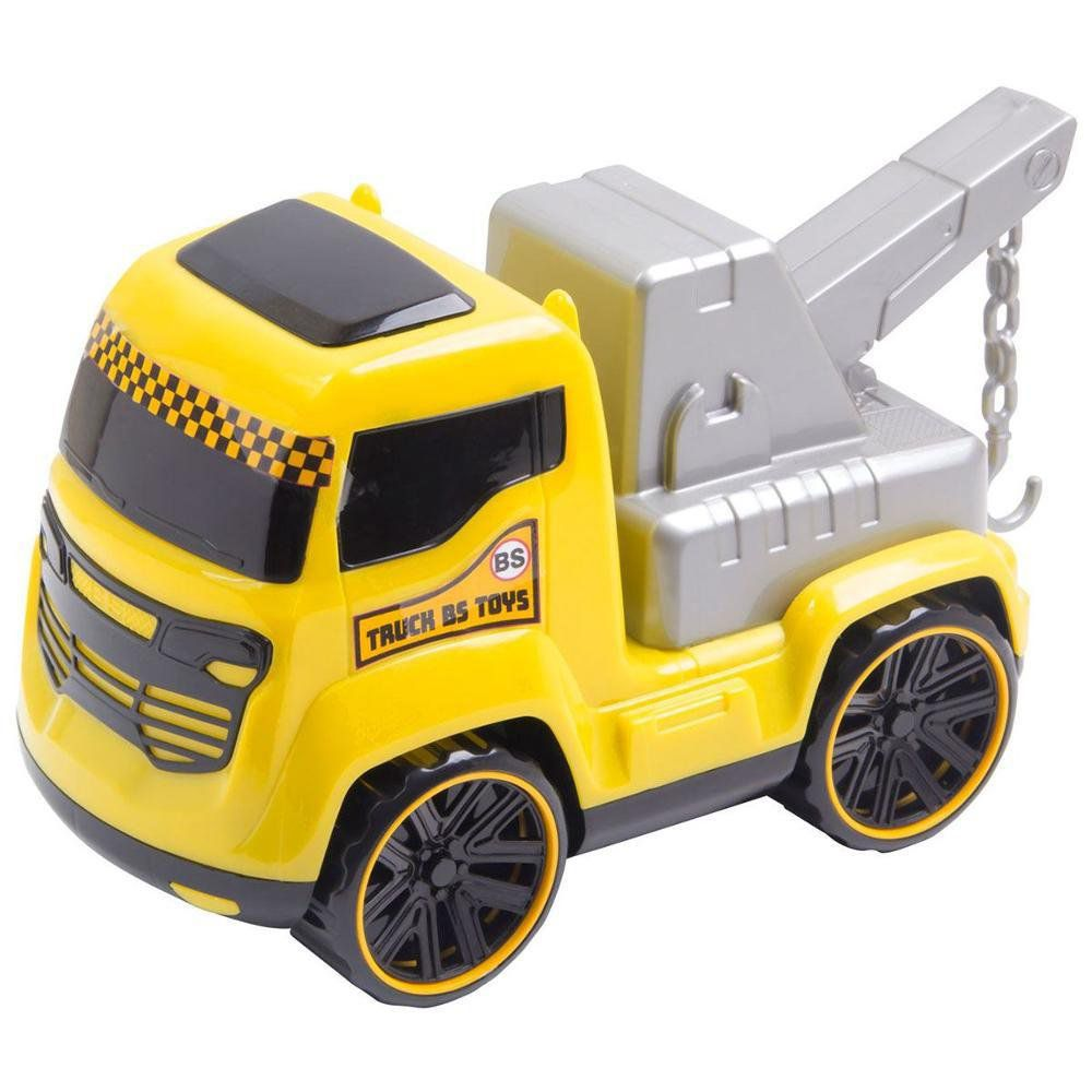 Caminhao Truck Guincho Bs Toys