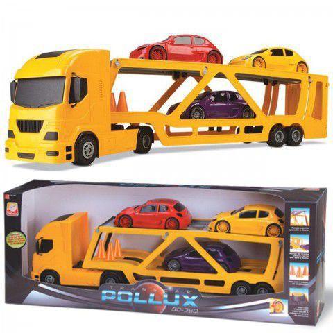 Carrinho De Brinquedo Transcar Pollux 30-360 Silmar