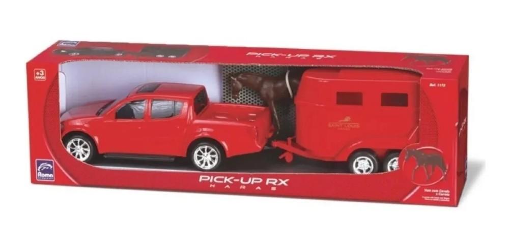 Carrinho Pick Up Rx Haras Roma