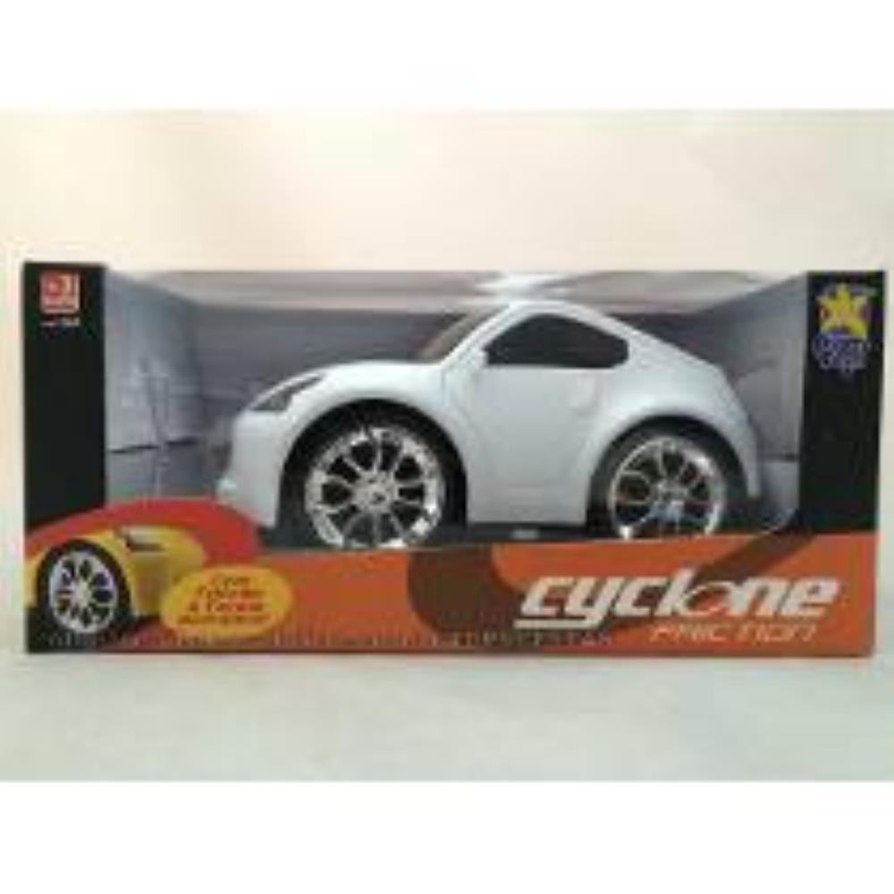 Carro Cyclone Rally Diver Toys