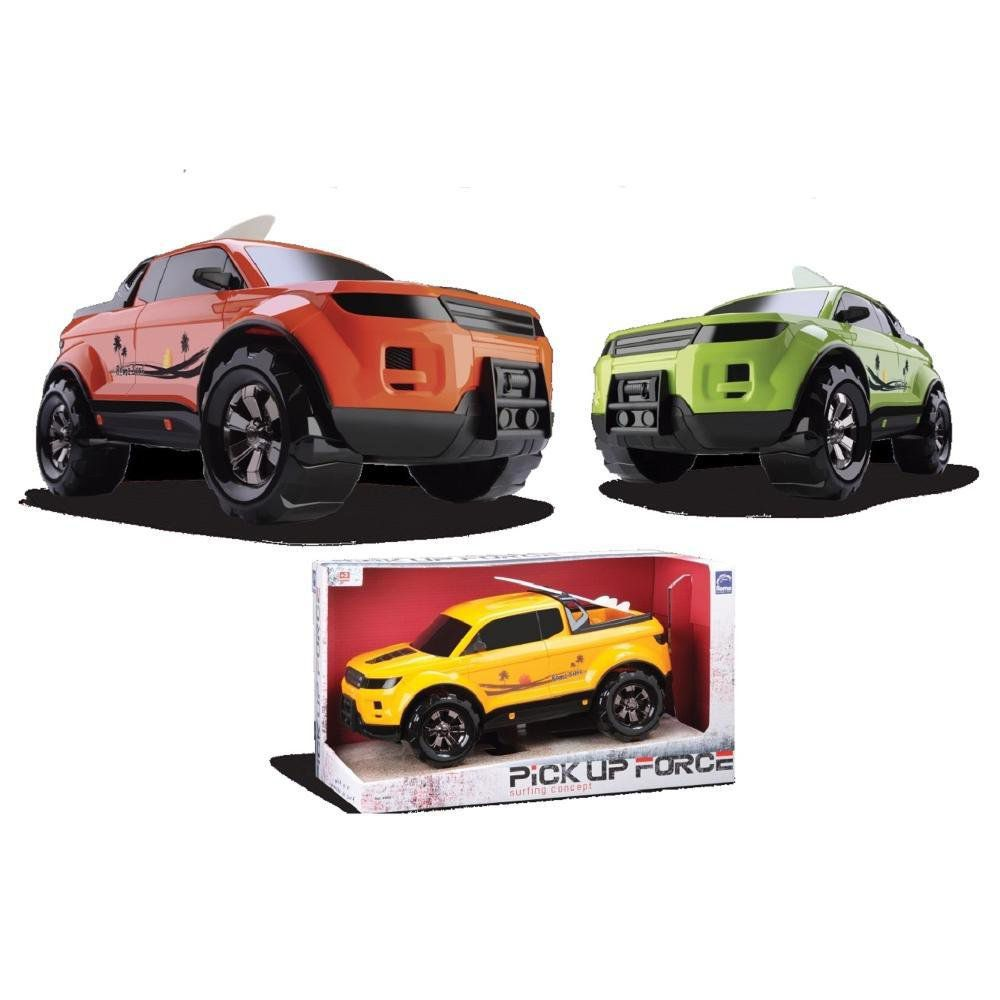 Carro Pick Up Surf Concept Cores Sortidas Roma