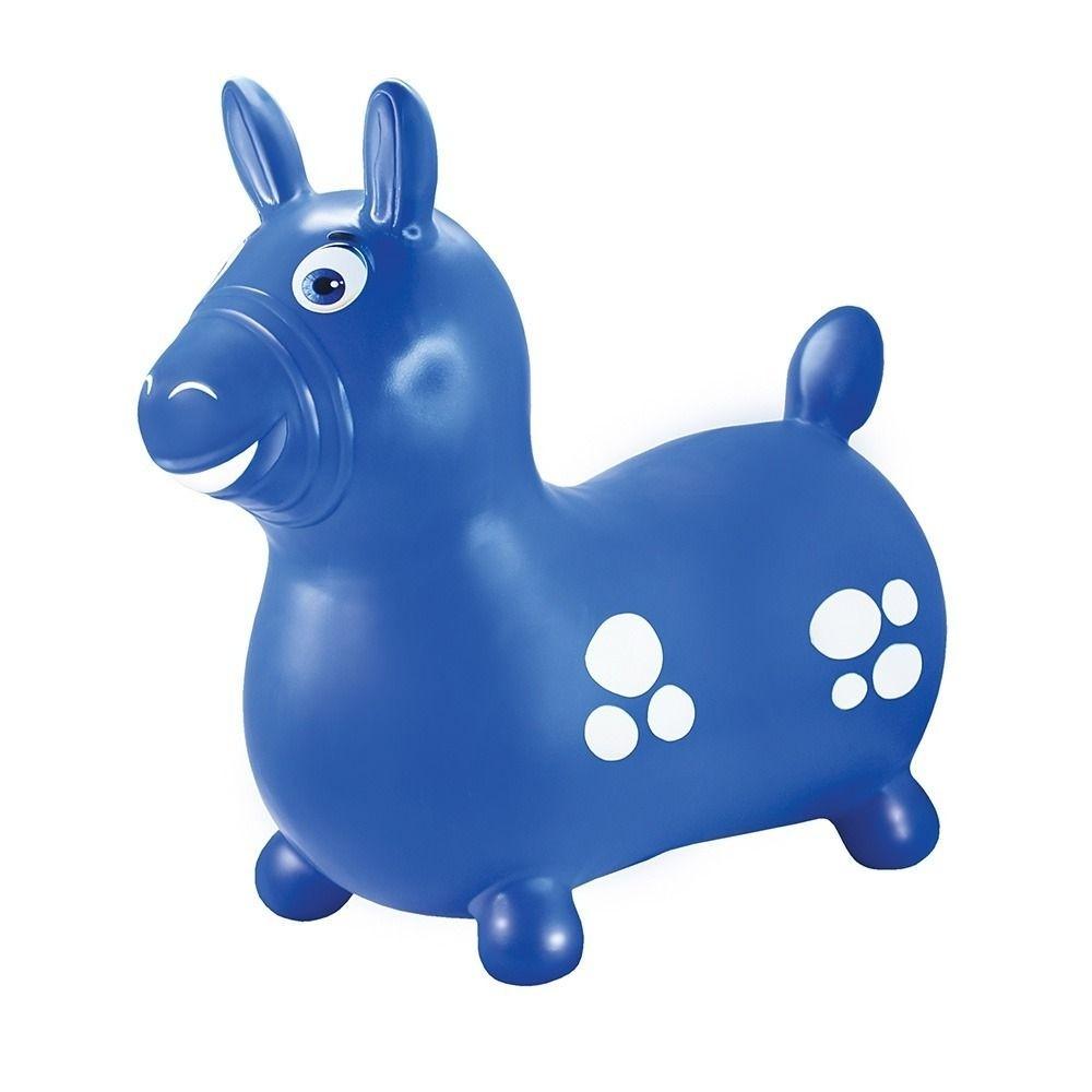 Cavalinho Upa Upa Do Gugu Azul Lider