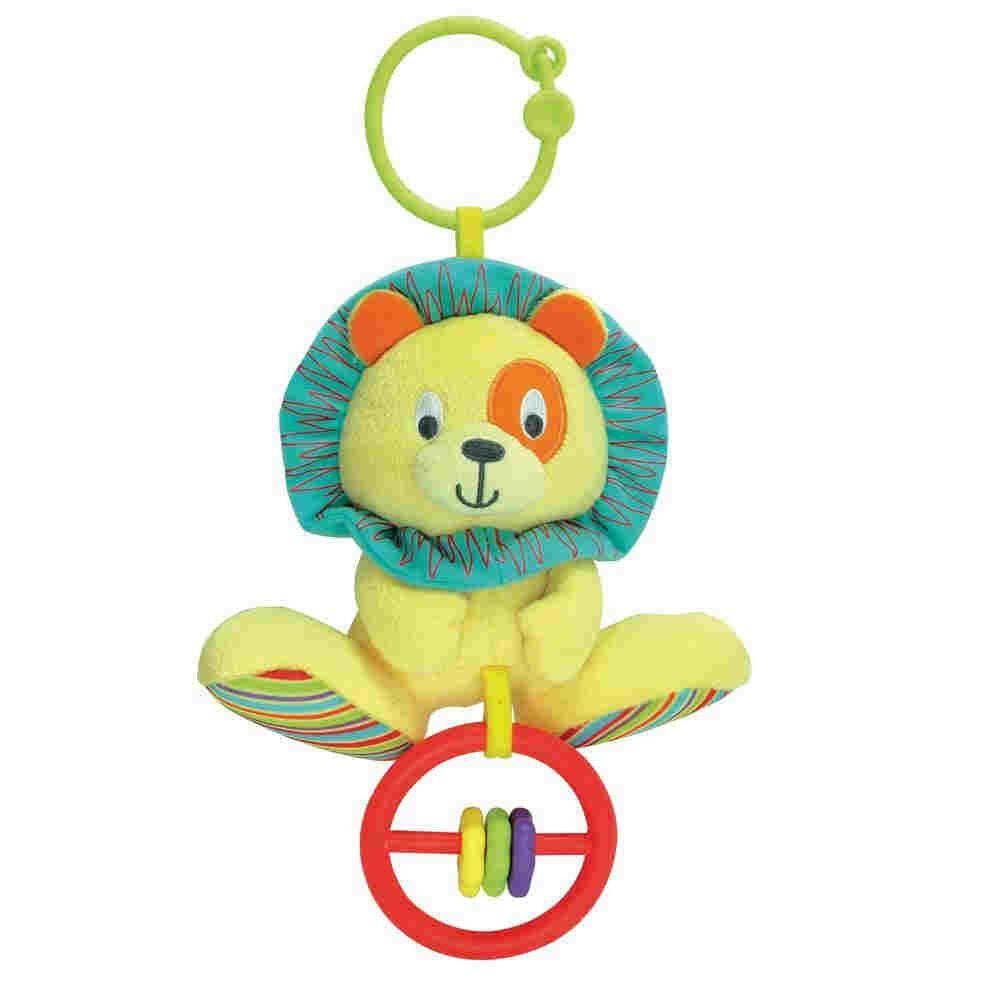 Chocalho Divertido Caesar O Leao Winfun Yes Toys