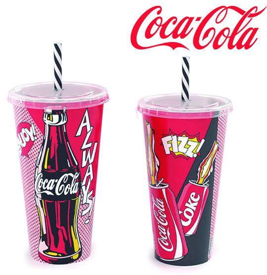 Copo Refri 700ml Coca Cola Pop Plasutil