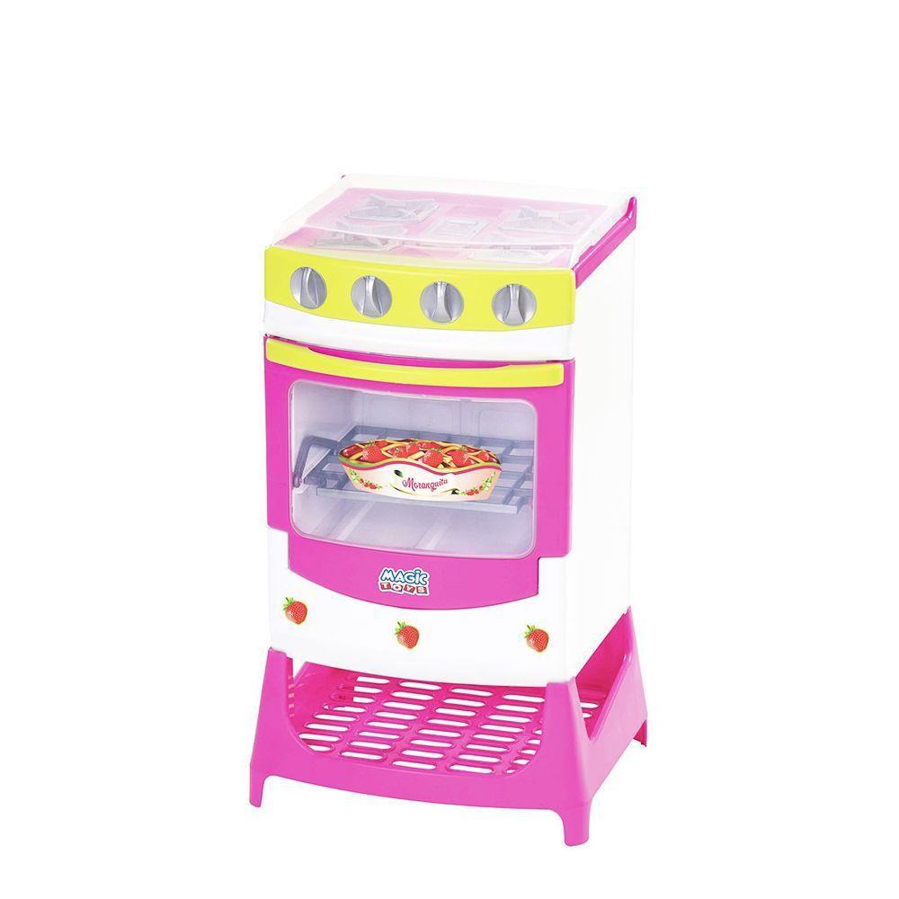 Cozinha Fogao Moranguita Magic Toys