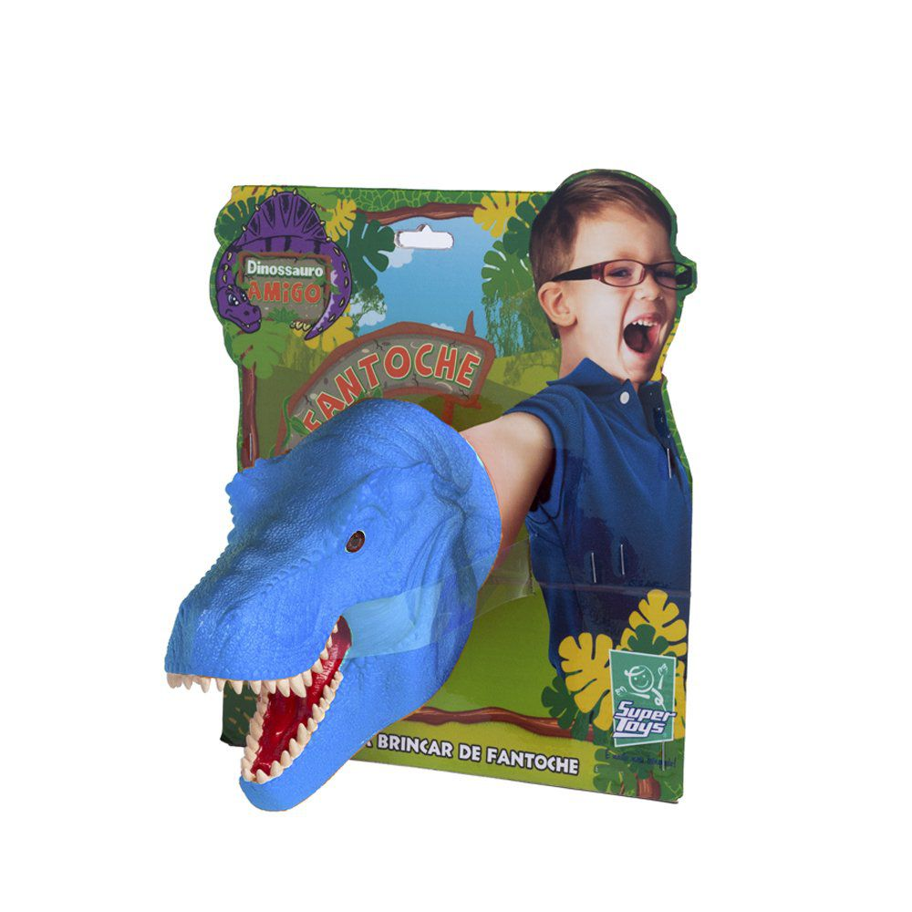 Dino Fantoche Super Toys