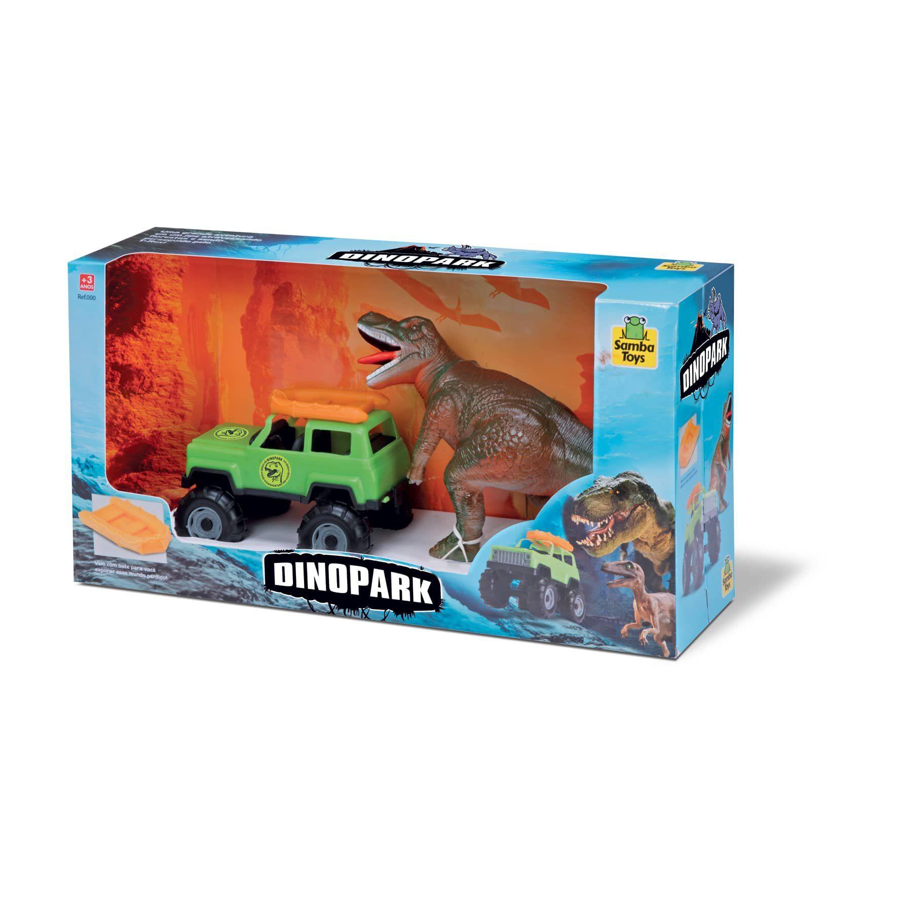 Dino Park Super Toys