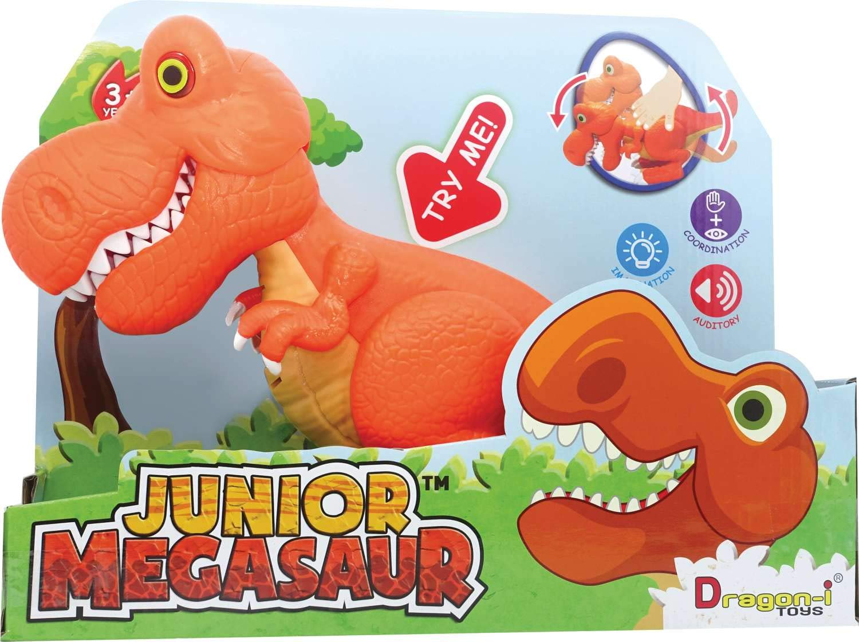 Dinossauro Junior Megasaur Comilao