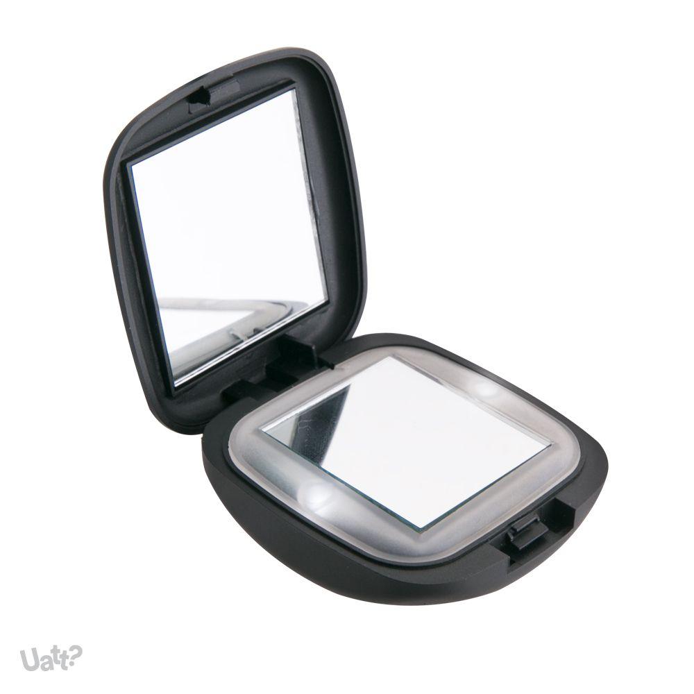 Espelho Com Led O Que Ela Mais Quer Uatt