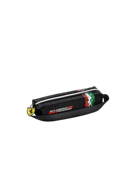 Estojo 1 Divisoria Conecta Ferrari Preto Foroni