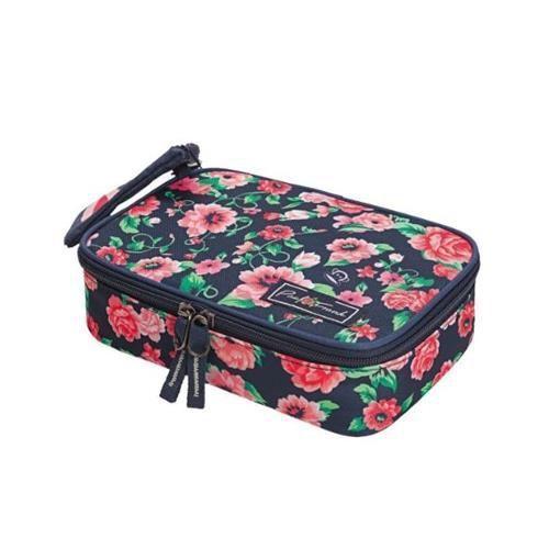 Estojo 1 Divisoria Especial Paul Frank 20T02 Floral Sestini