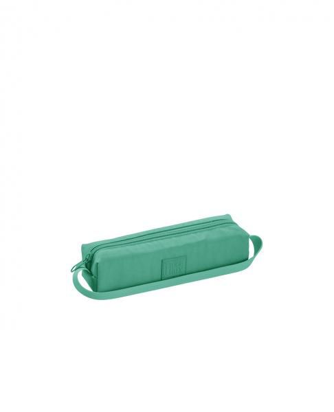 Estojo 1 Divisoria Fluor Mix Soft Conecta Verde Foroni