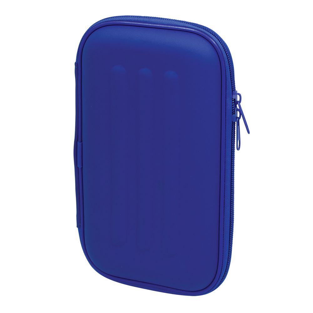 Estojo 1 Divisoria Tech Azul Dac