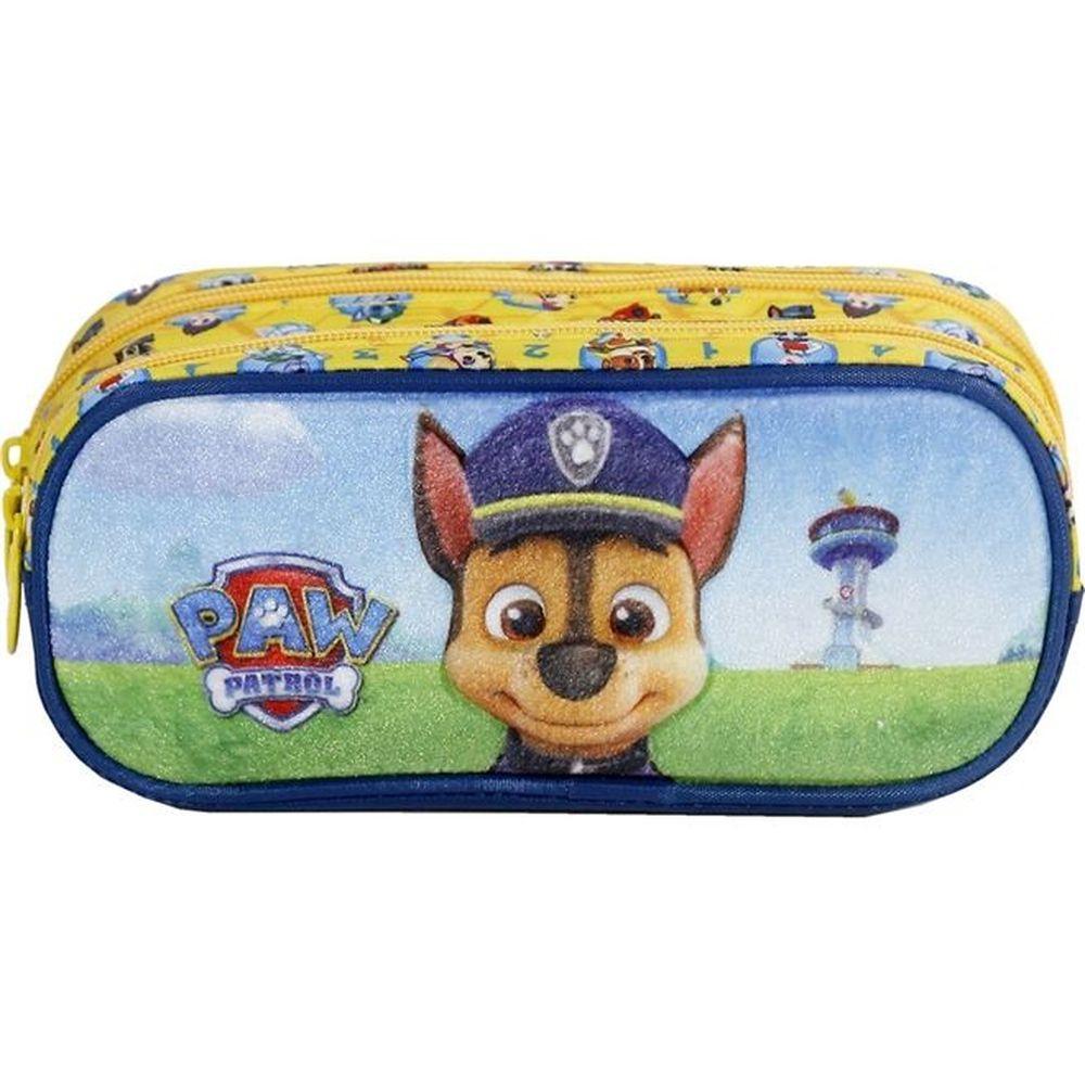 Estojo 2 Divisorias Paw Patrol My First Pup Xeryus