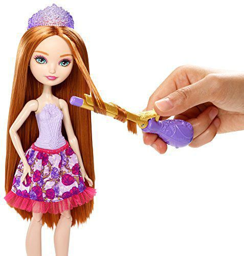 Ever After High Holly O'hair Style Doll Mattel