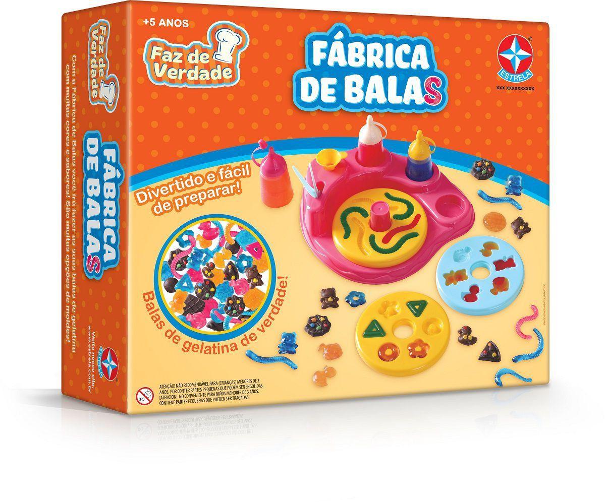 Fabrica De Bala Estrela