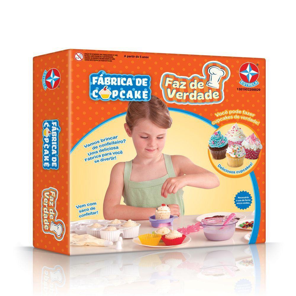 Fabrica De Cupcake Estrela