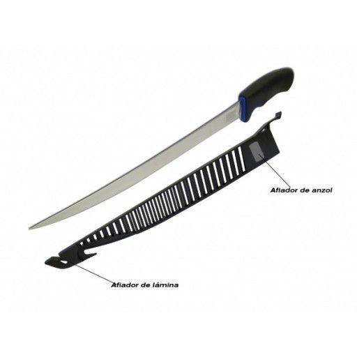 Faca Filetadeira Fileteira Fillet Knife Marine Sports