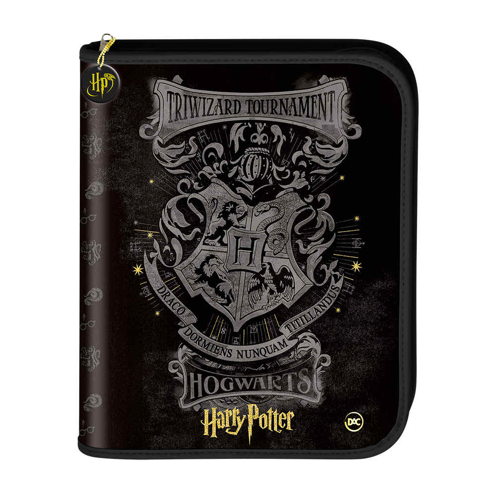 Fichario Universitario 48 Folhas Harry Potter Dac