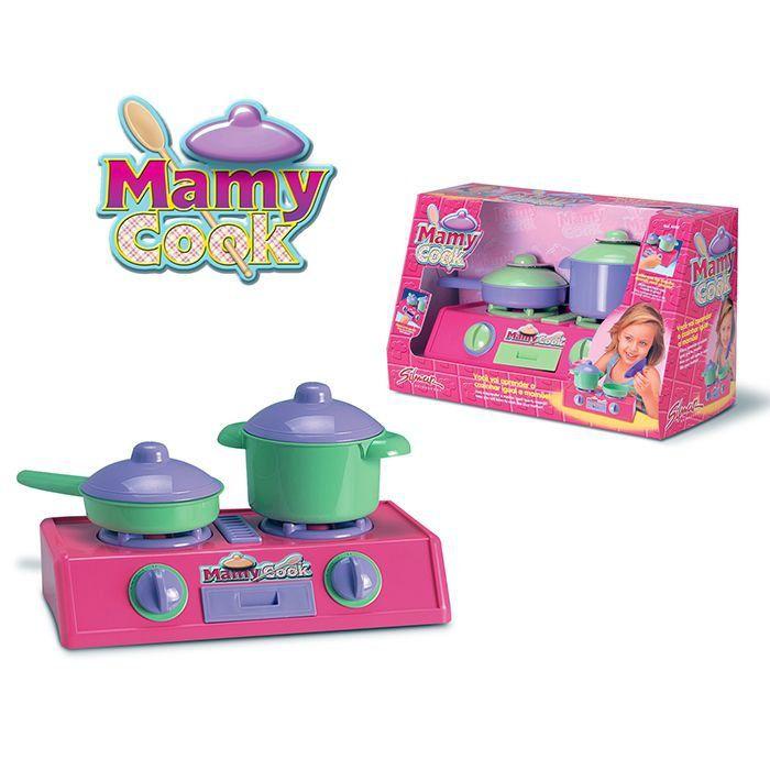 Fogao De Brinquedo Mamy Cook Silmar