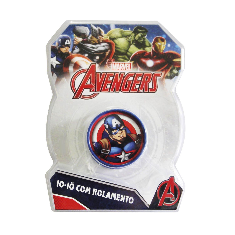Io Io Avengers Com Rolamento Toyng - Sortidos