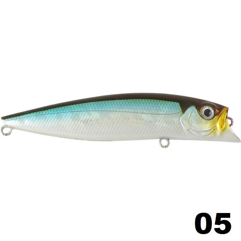 Isca Artificial Pesca Brava 90 Cores Variadas Marine Sports 05