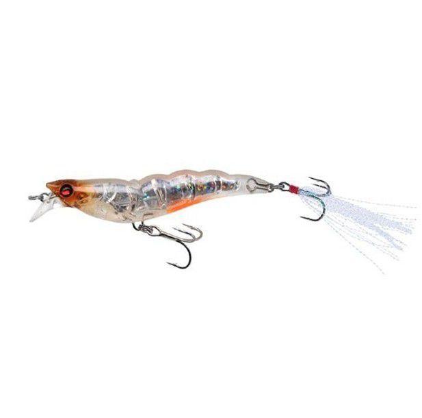 Isca Camarao 3d Shrimp Yo-Zuri 9cm 12,5g Robalo R1162 Hts