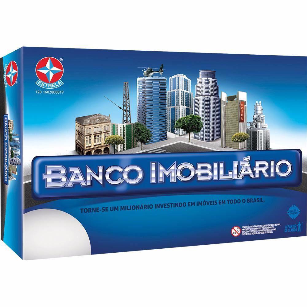 Jogo Banco Imobiliario Estrela