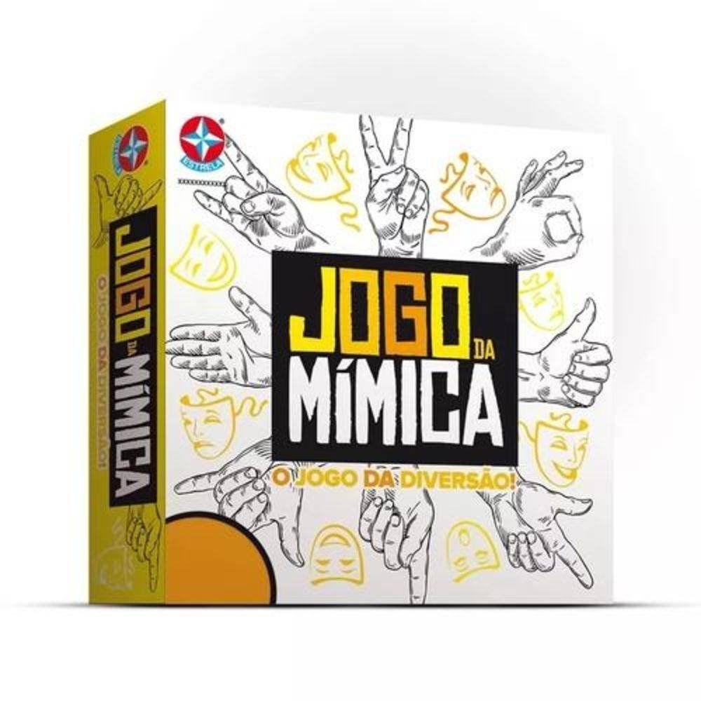 Jogo De Mímica Estrela