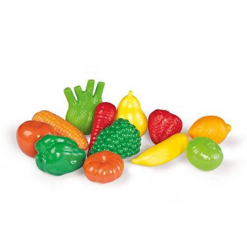 Kit De Frutas E Verduras Calesita