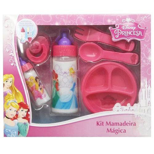 Kit Mamadeira Mágica Princesas Disney 29611 - Toyng