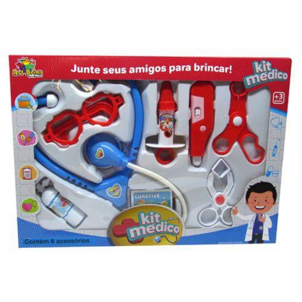 Kit Medico Infantil Art Brink