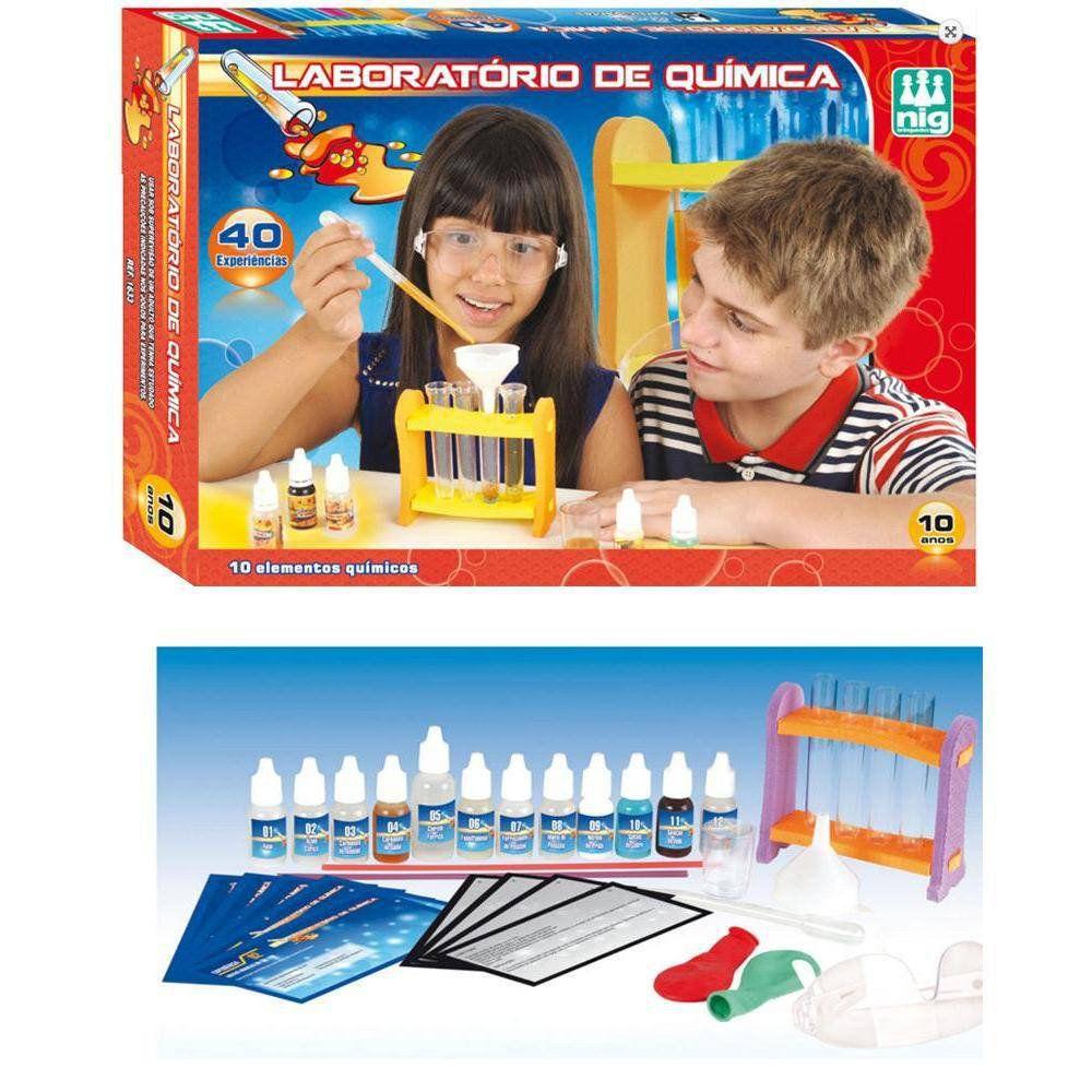 Laboratorio De Quimica Nig
