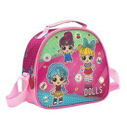Lancheira Mini Little Dolls Kit
