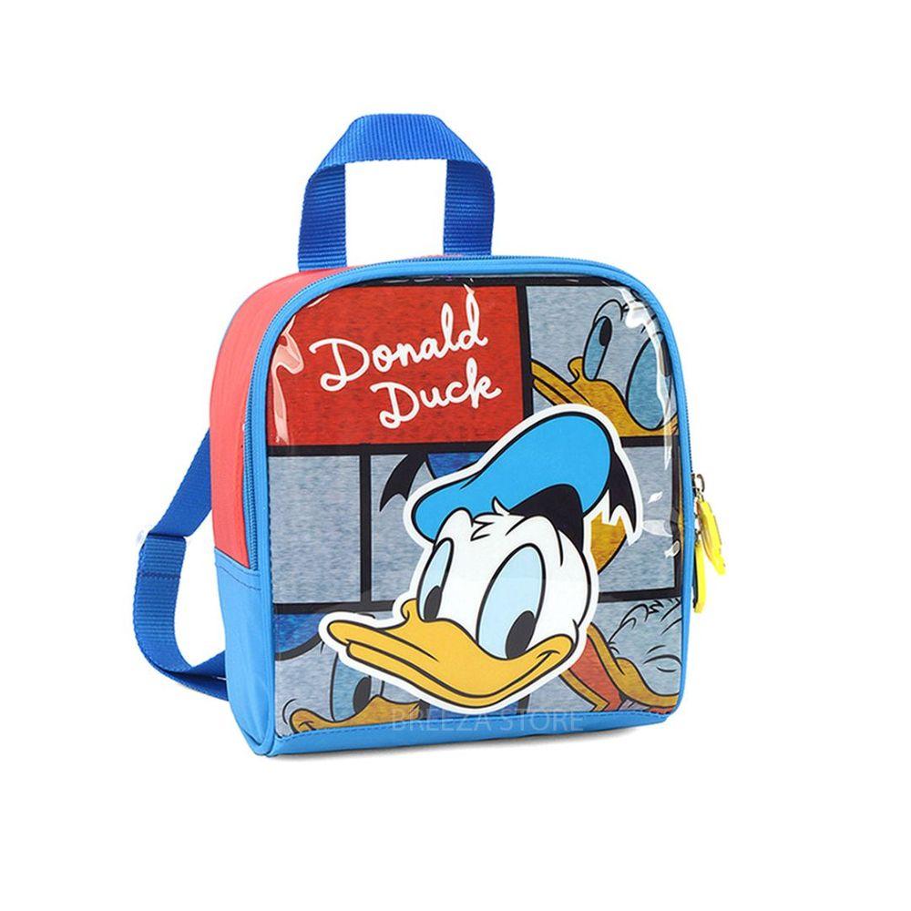 Lancheira Pato Donald Duck Azul Luxcel