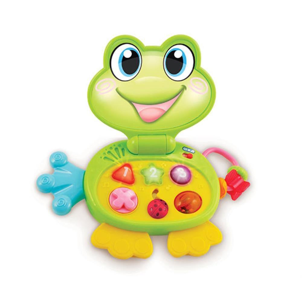 Laptop Baby Sapinho Winfun Yes Toys