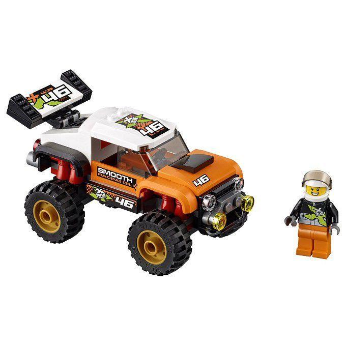 Lego 60146 Caminhão De Acrobacias Lego City