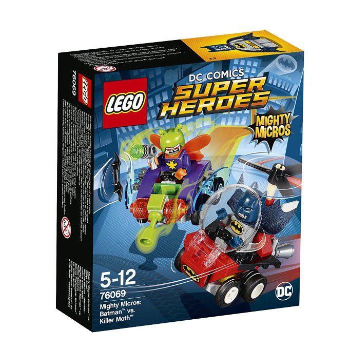 Lego Super Heroes 76069 Poderosos Micros Batman Contra Killer Moth Lego