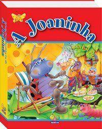 Livro A Joaninha - Coleção Bichos Divertidos Em 3d Todolivro
