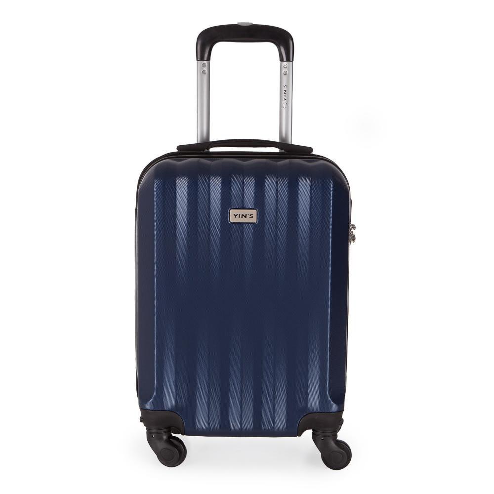 Mala De Viagem Abs 360 21024 Com Roda Azul Yins