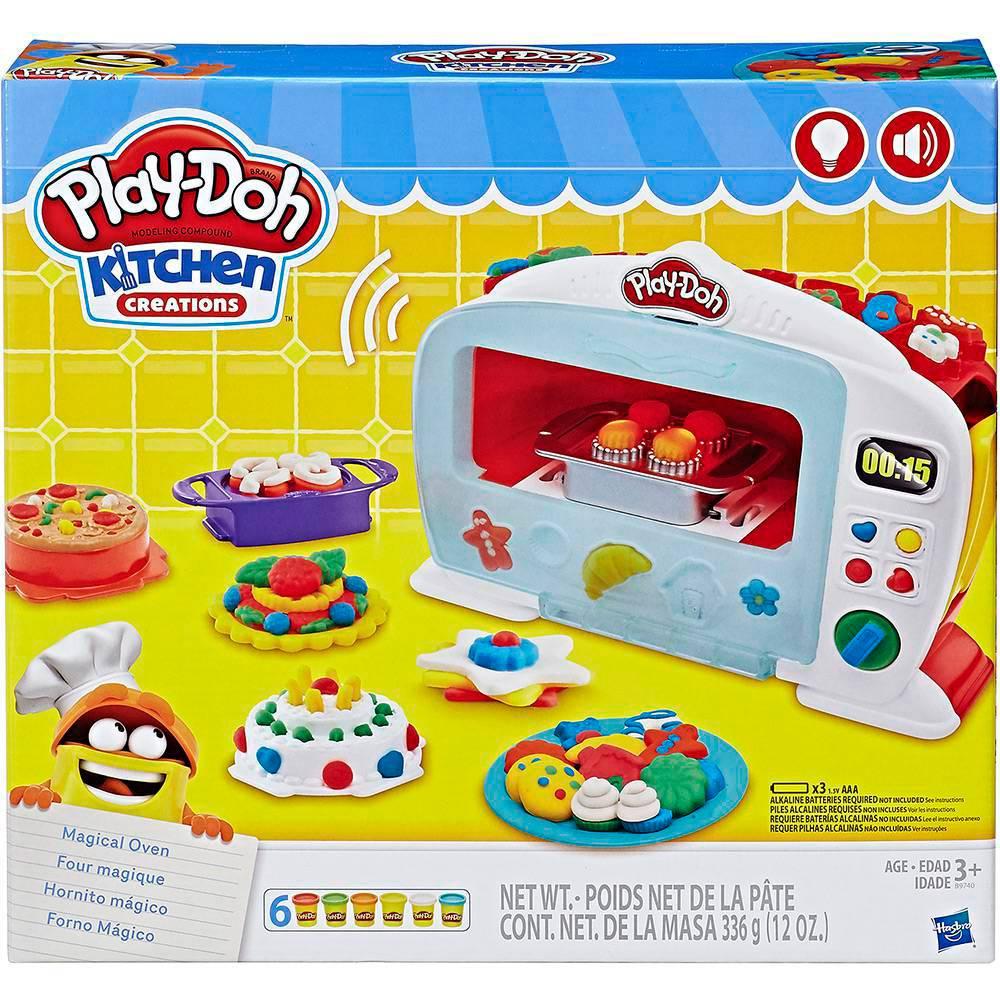 Massinha Play Doh Kitchen Creations Forno Mágico Hasbro