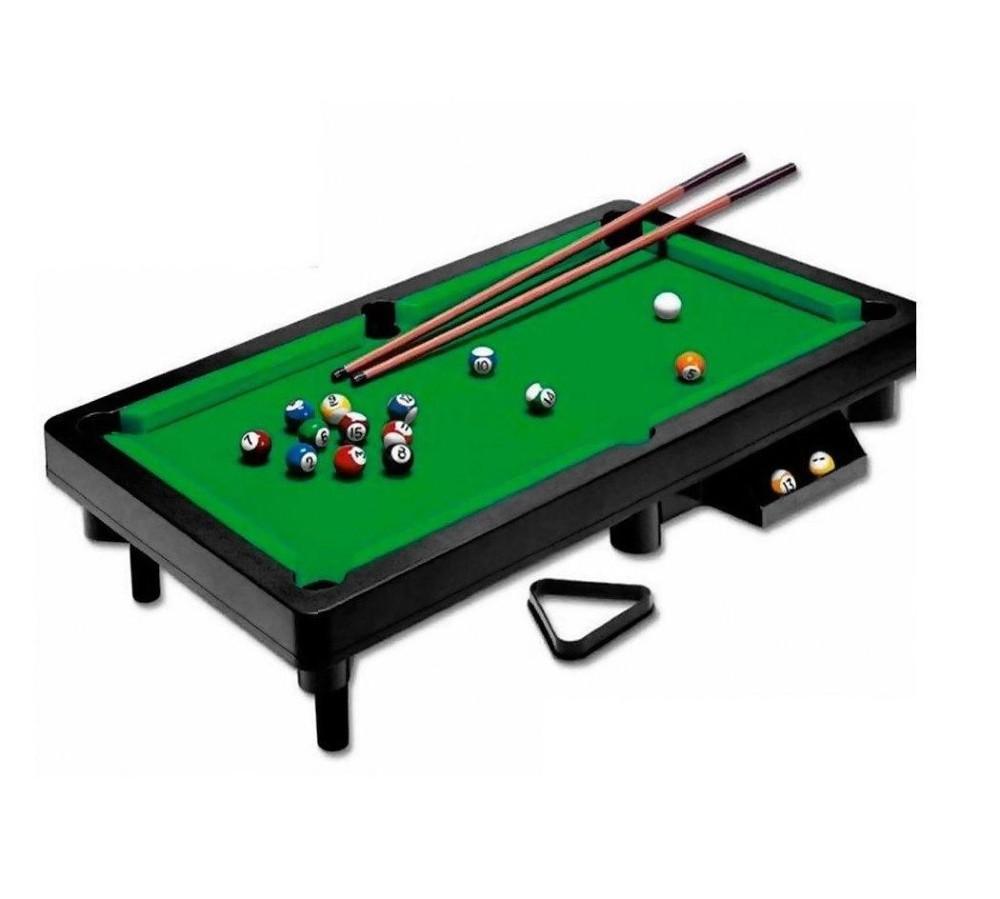 Mini Snooker Luxo Braskit