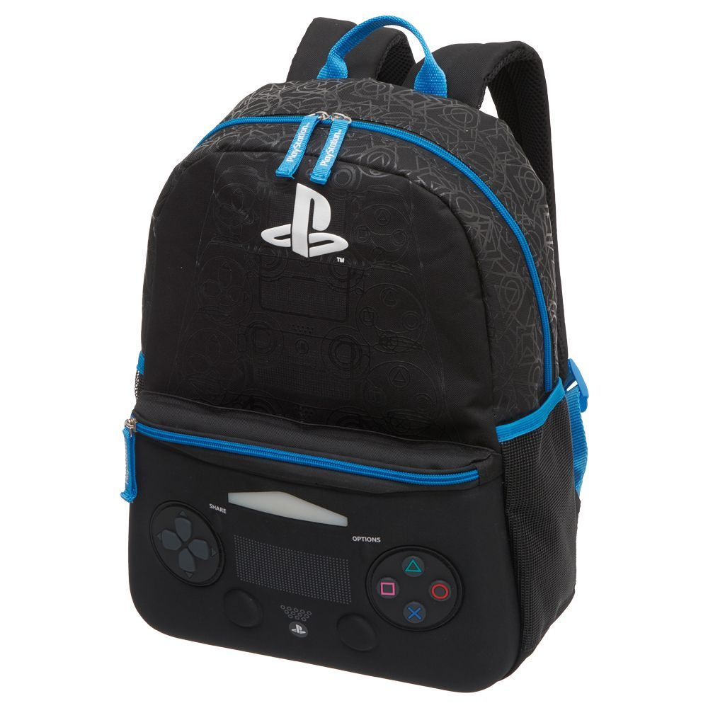 Mochila Costa G Playstation Player 1 Preto Pacific