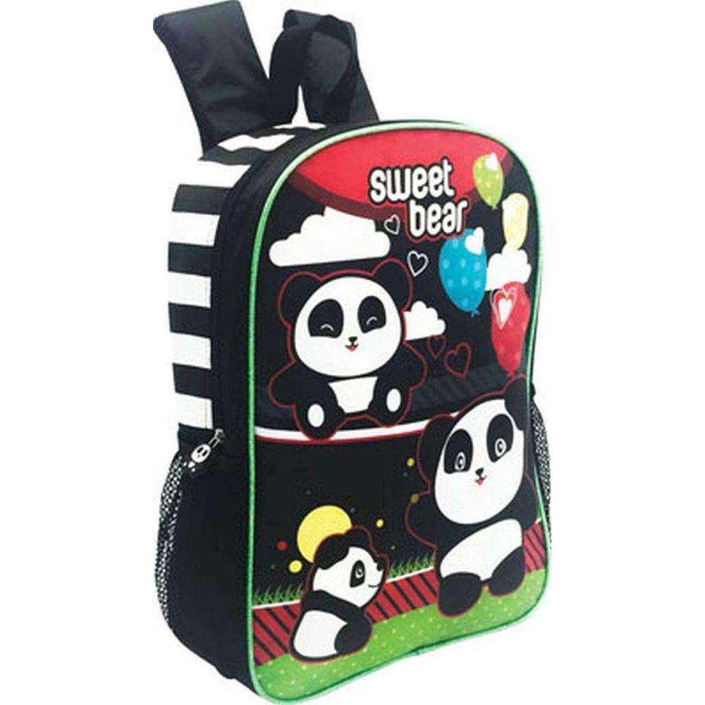 Mochila Costa Infantil Sweet Bear 15 Kit