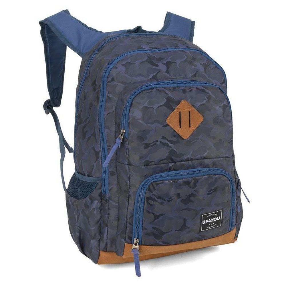 Mochila Costa Notebook 48681 Azul Luxcel
