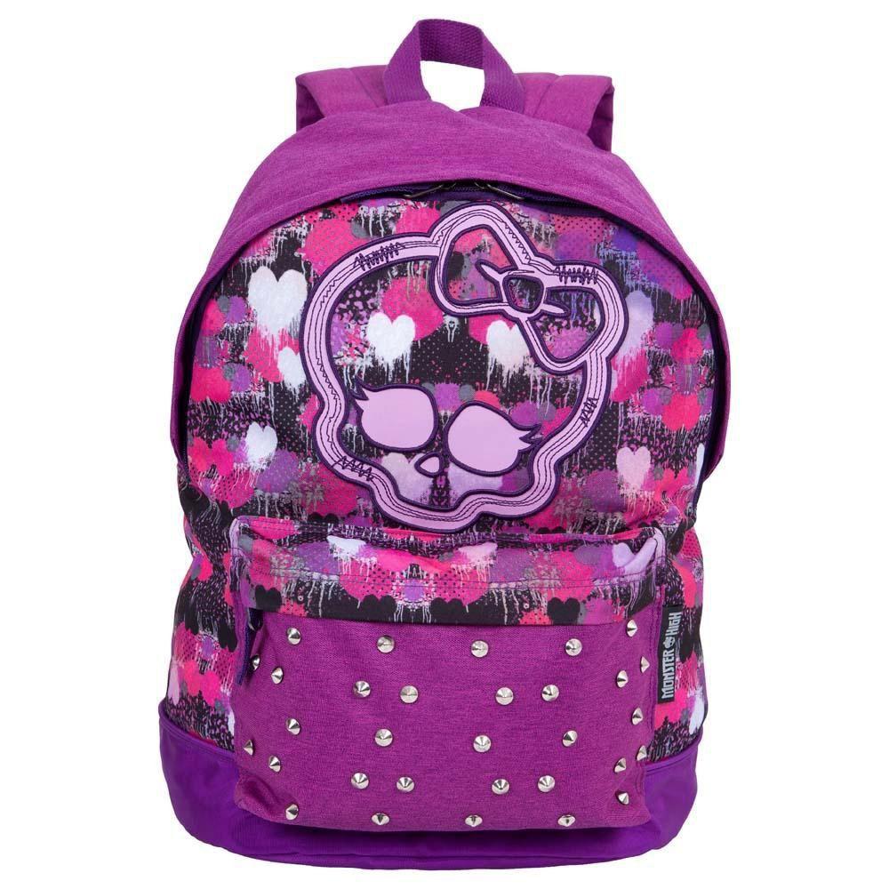 Mochila Escolar Costa Monster High Sestini