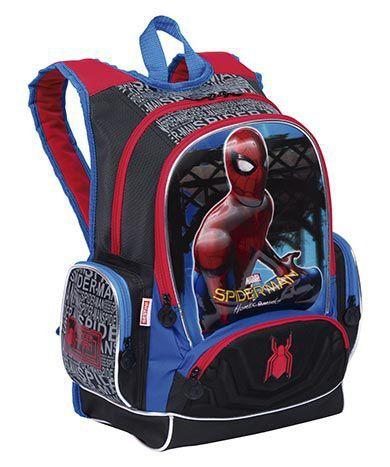Mochila Grande Spiderman 18z Sestini