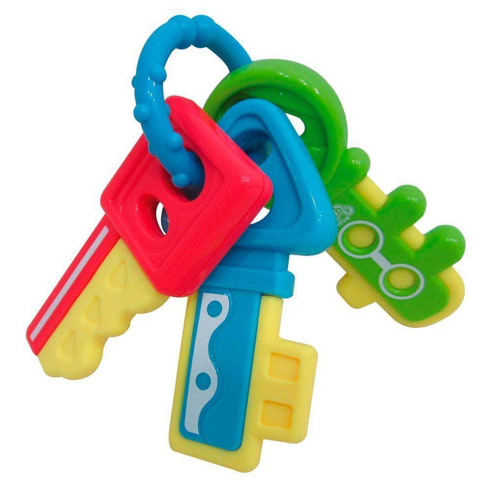 Mordedor Chaveiro Yes Toys