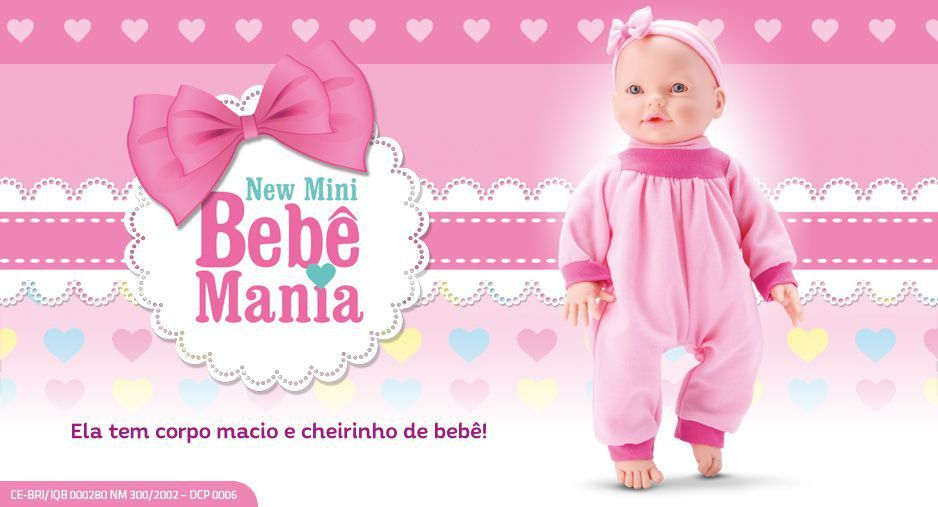 New Mini Beba Mania Roma